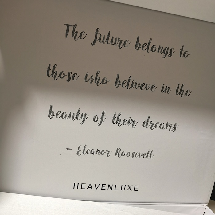 heavenluxe bed sheets