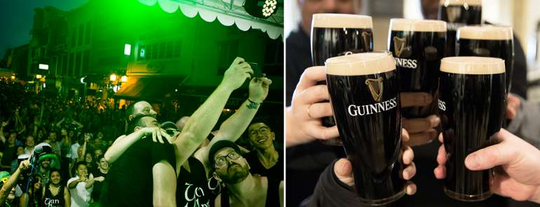 Have a 'Pat' in your name? Get $5 off a pint of Guinness beer!