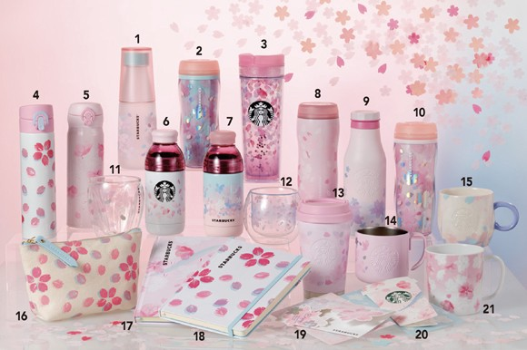 starbucks-japan-sakura-collection-1