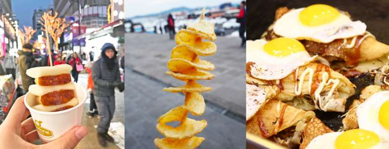 12 local street snacks you have to eat in South Korea