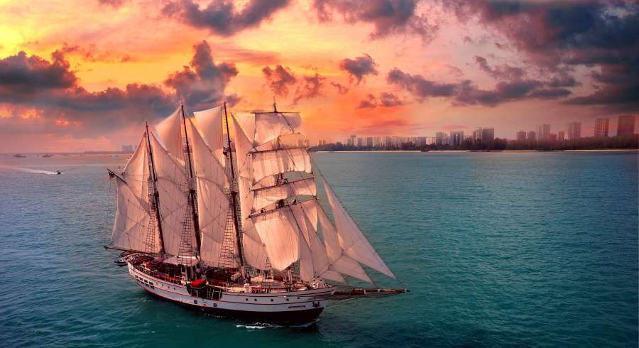 Sunset sail giveaway march 2019