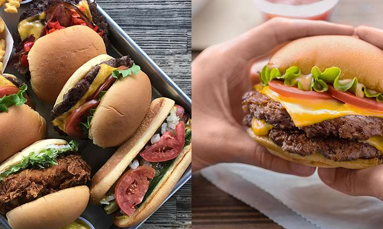 The wait is over. Shake Shack will open on 17 April at Jewel Changi Airport