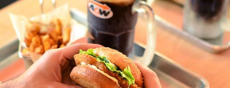 A&W is officially back and will be opened for 24/7. Here's its full menu