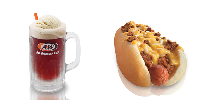 aw-root-beer-float-and-coney-dog
