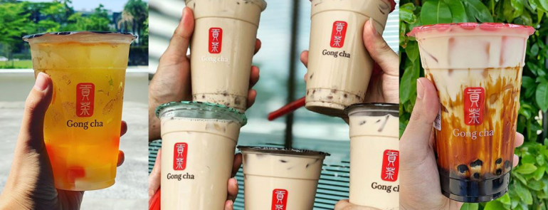 Gong Cha is giving away free bubble tea on 30 April and 1 May