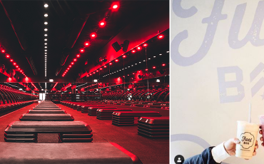 Celebrity-loved HIIT fitness studio Barry's Bootcamp has made Singapore its first location in Singapore