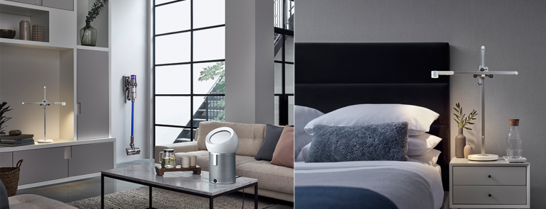 Dyson introduces a smart task light that can maintain quality for 60 years