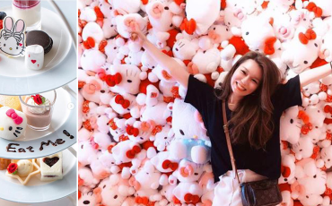 There's an ENTIRE BUILDING dedicated to Hello Kitty in Japan – find out where