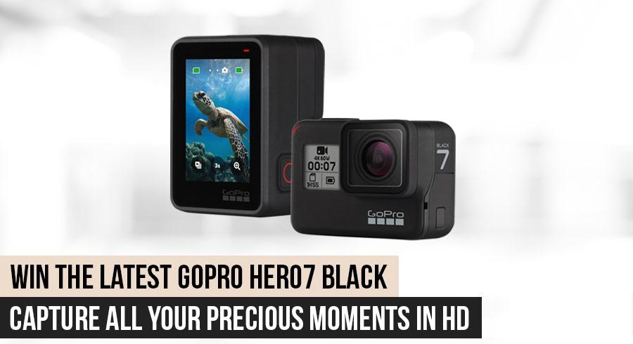 Avenue One | GoPro HERO7 Black Giveaway