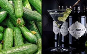 On 14 June, you can pay for drinks with… a cucumber?!