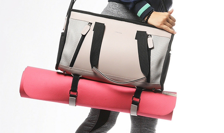 15 stylish gym bags that take you effortlessly from work to workout
