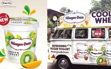 Get free Häagen-Dazs ice-cream in the newest flavour: here's where & when