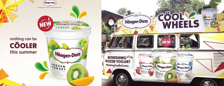 Get free Häagen-Dazs ice-cream in the newest flavour: here's where & when