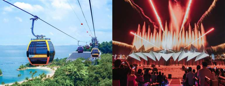 Above 60 years old? You can enjoy free cable car rides this July!