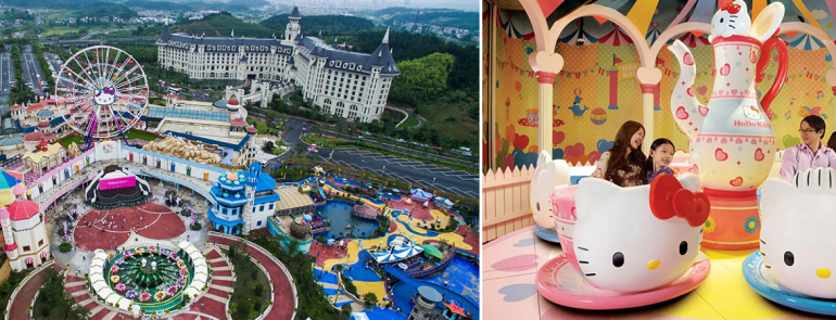 Another Hello Kitty theme park will be opened in Southeast Asia. Find out where it is!