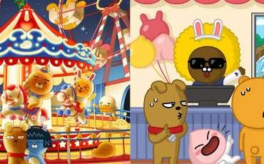 Apeach fans rejoice: Kakao Friends is opening its first theme park in Korea!