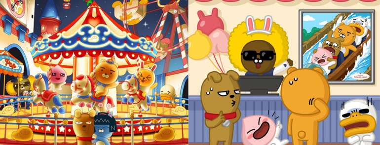 Apeach fans rejoice: Kakao Friends is opening its first theme park in Korea!