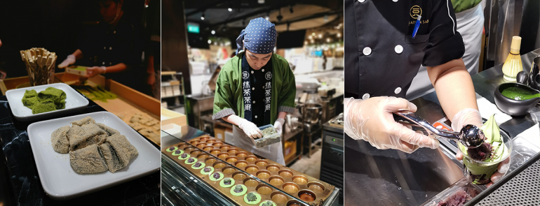 We may have found our favourite matcha dessert shop in Singapore – a new store that originates from Hokkaido
