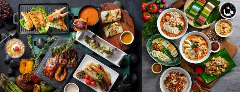 Celebrate Singapore's 54th birthday with these National Day menus