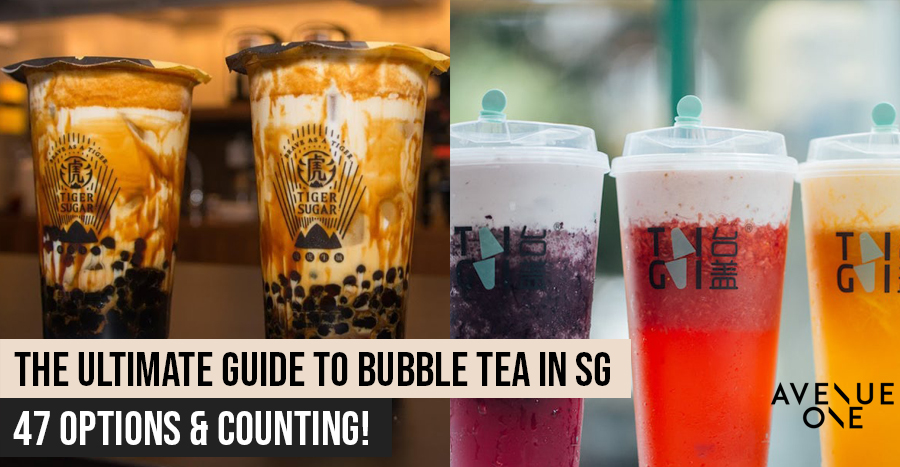 Ultimate guide to bubble tea options in Singapore - 47