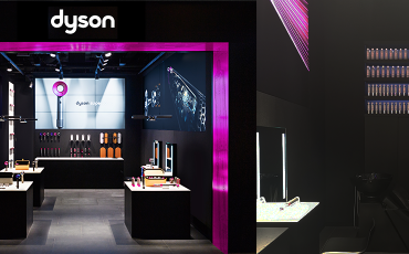 Dyson opens world's first store that's dedicated to beauty and styling in Singapore