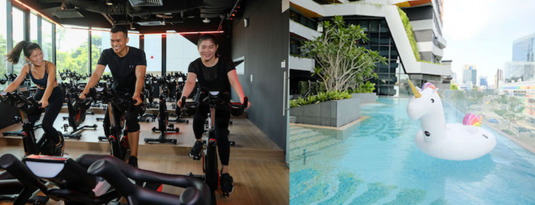 Smart nation, smart gym? TFX Funan is a dream come true for seekers of seamless workouts