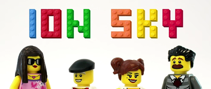 Customise your own LEGO Minifigure for only SGD2 at ION Orchard!