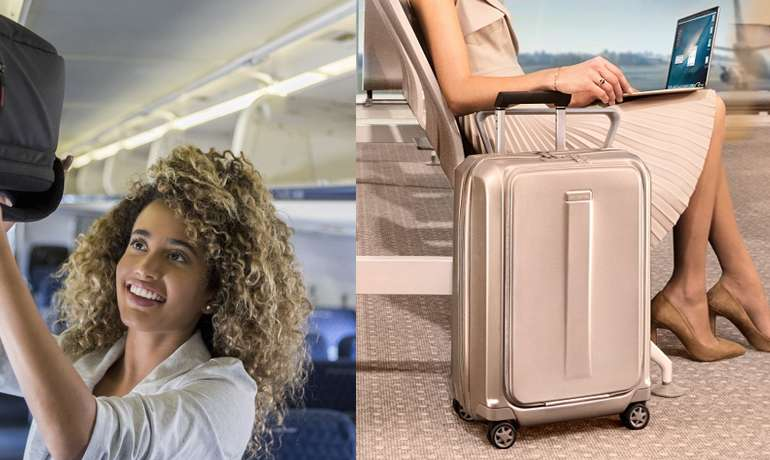 8 best cabin luggage that you can carry on your flights effortlessly