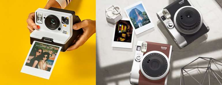 7 best instant cameras that are easy to use and perfect for gatherings and parties