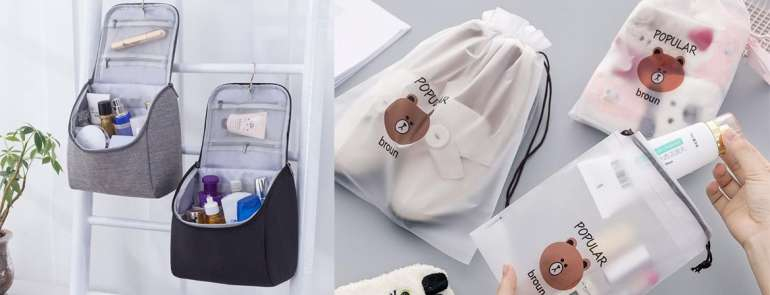 20 best toiletries bags, pouches, and cases any frequent traveller must have
