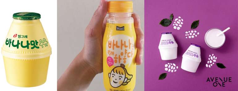 You have to try these interesting flavoured milk if you love Korean Banana Milk – some are easily available in Singapore