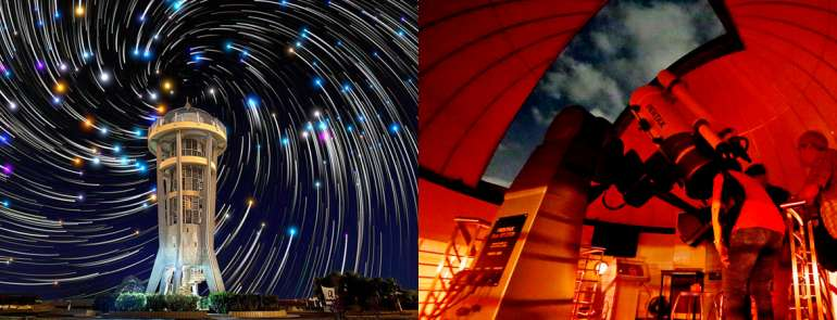 13 best places in Singapore to stargaze and catch lunar eclipses