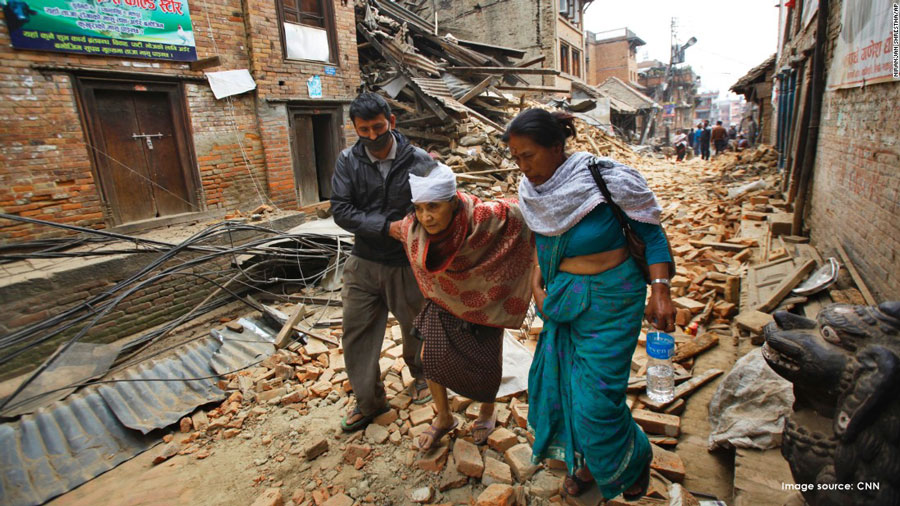 Nepal Earthquake: It's time to come together to help each other