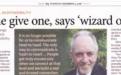 TODAY – Buy One Give One, says 'Wizard of Wow'