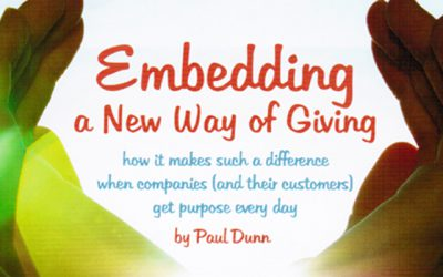 1 Life Do It Now: Embedding a New Way of Giving