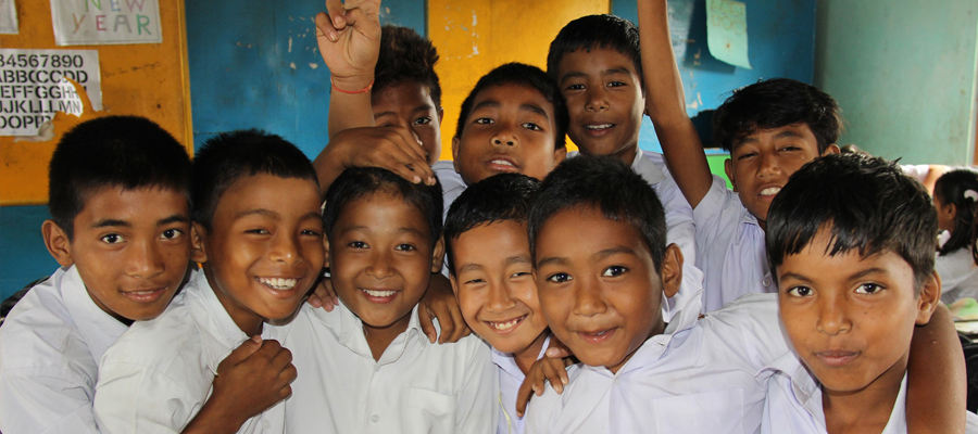 Parijat Academy – Giving Literacy to the Children of Assam