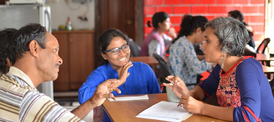 Balance at Work – A Balanced Program of Giving