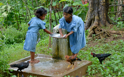 Village Development in India with Gram Vikas