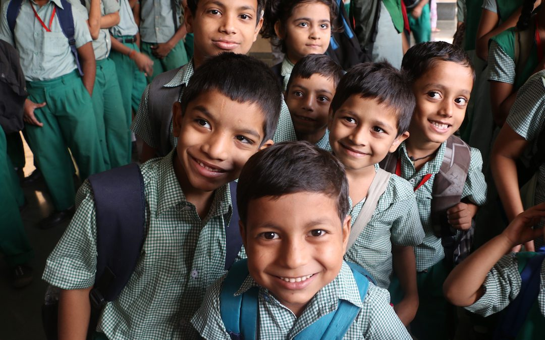 Tackling Education for Children with Disabilities in India: Trials & Triumphs