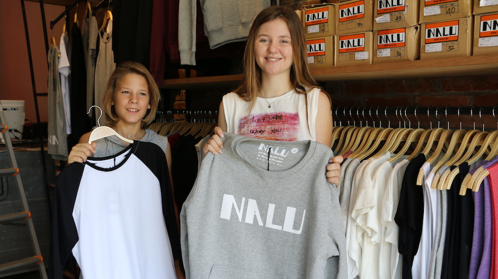 Nalu: These Teens are Making Waves in the Fashion Industry, Simultaneously Saving Impoverished Children
