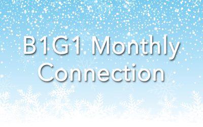 B1G1 Member Update – December'16