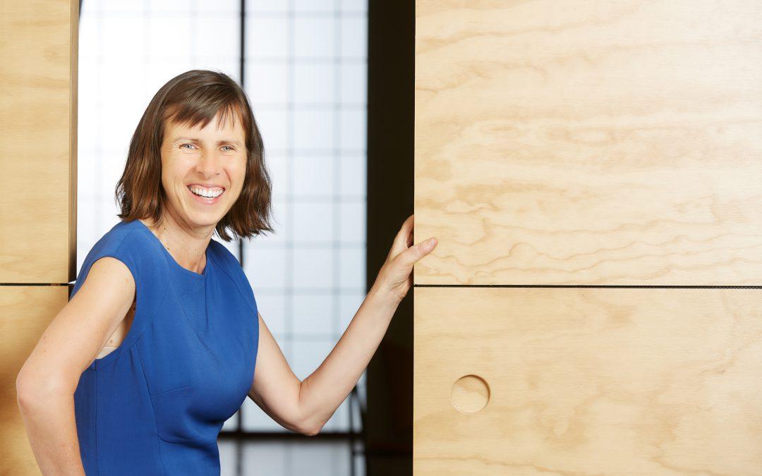 Sarah McCrum: Defining the Spirit of Giving