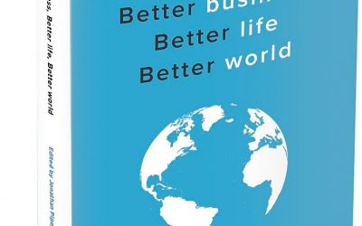 The Book You Didn't Know Existed in YOU: Better Business, Better Life, Better World