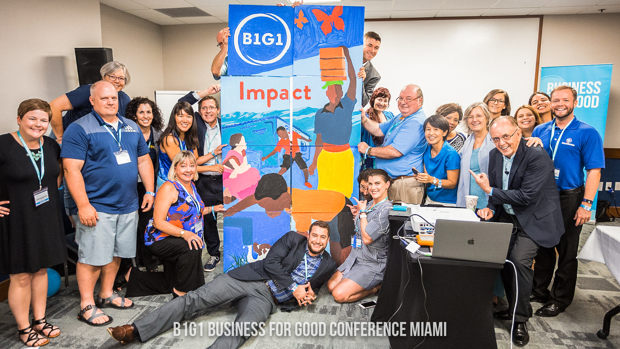 Miami Conference group picture