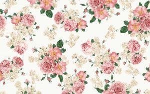 Vintage Flower Wallpaper Tumblr Quotes