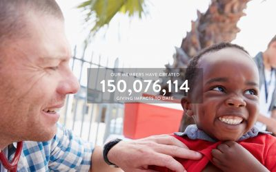 150 Million Smiles Around the World