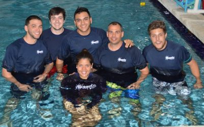 Great Culture = Great Giving: Ocaquatics Swim School