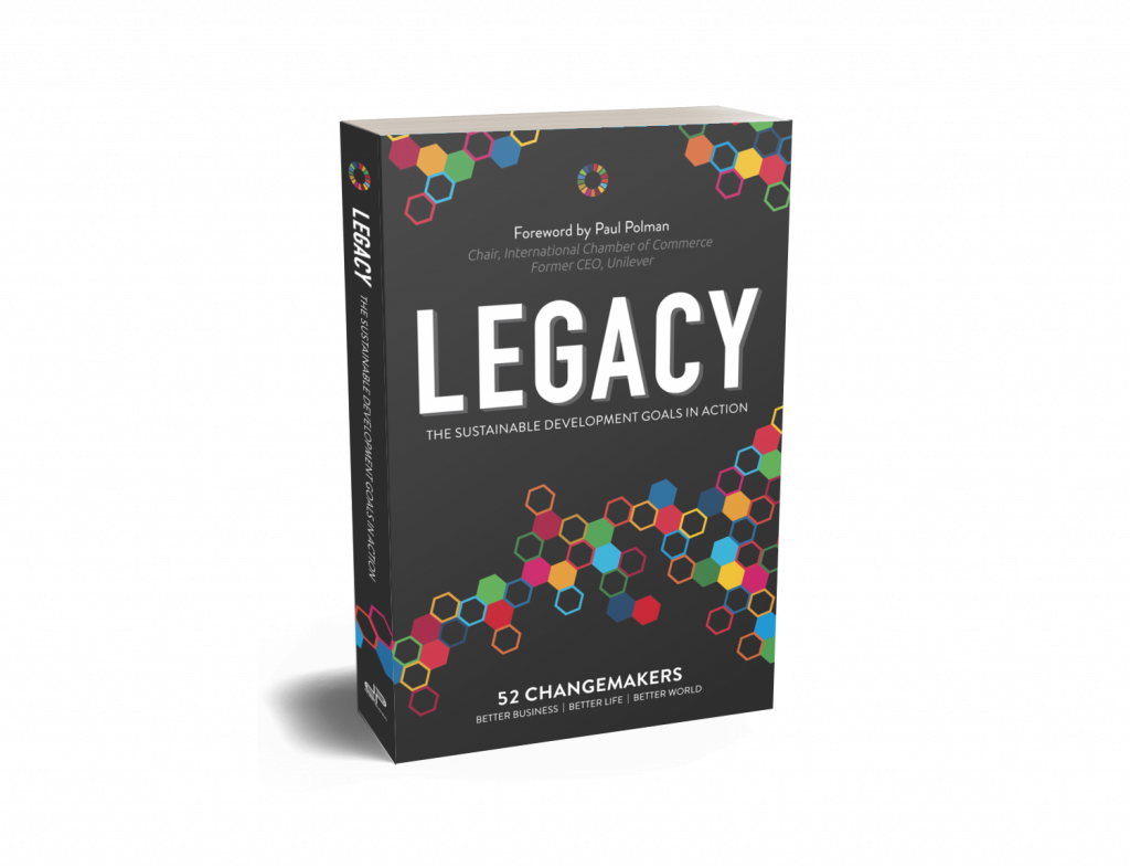 Legacy - The Sustainable Development Goals Book
