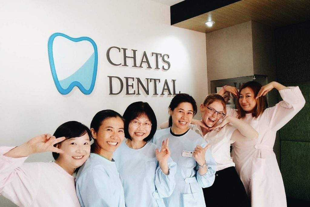 Chats Dental Team
