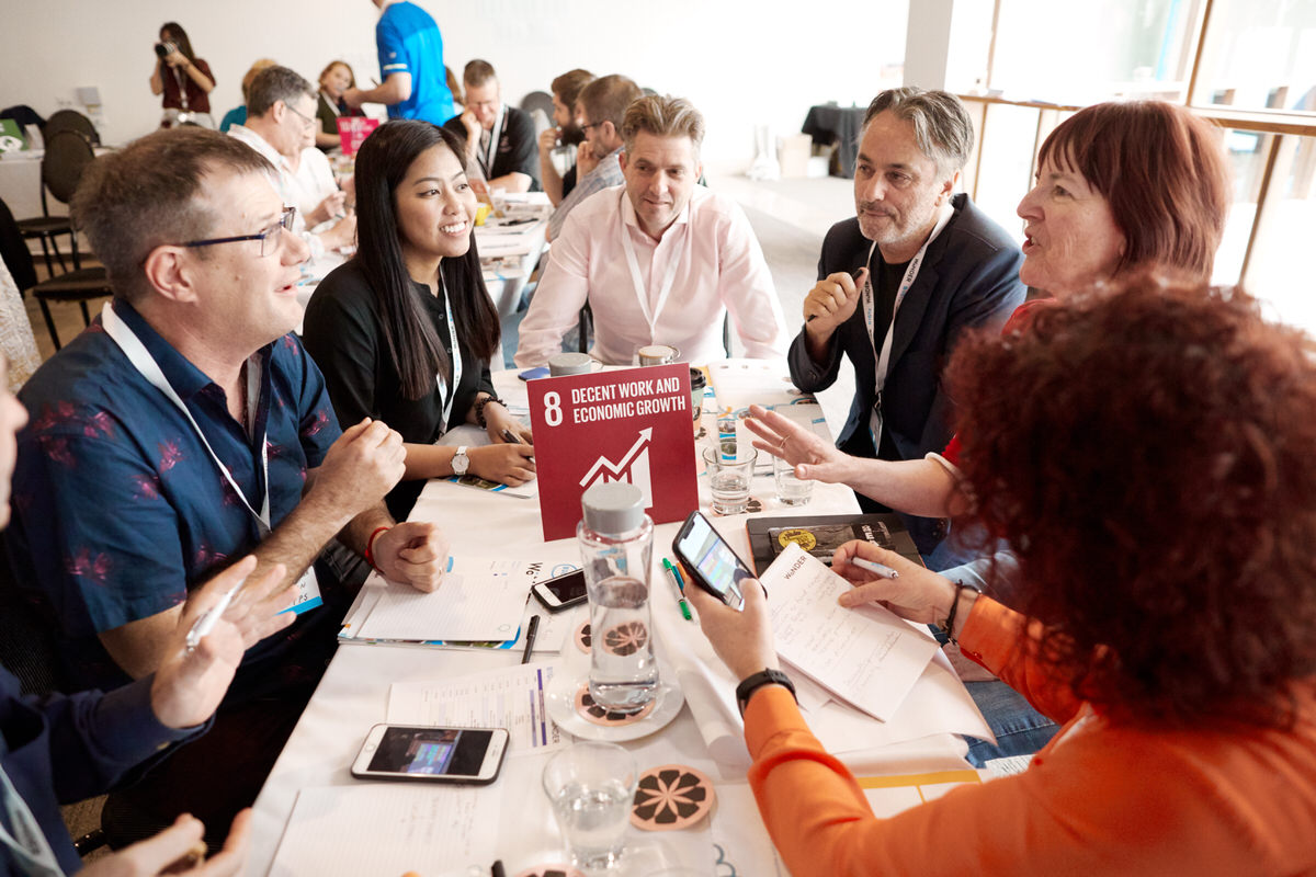 Businesses tackling the Sustainable Development Goals